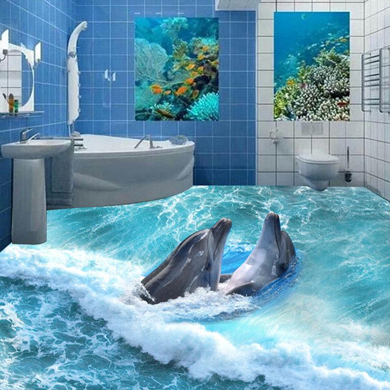 P g system aktualno ci pod oga 3 d for Salle de bain 3d en tunisie